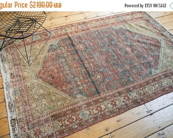10% OFF RUGS 4x6.5 Antique Malayer Rug
