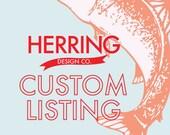 Custom Listing for Lauren - Liam String Art