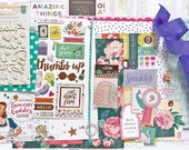 Forget Me Not Papercrafting Kit