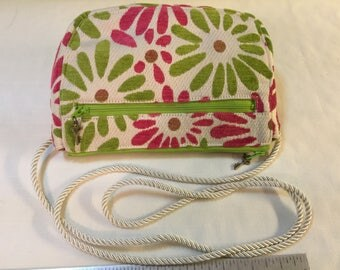 Cross body mod purse