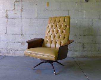 Mid Century Modern PLYCRAFT LOUNGE Chair