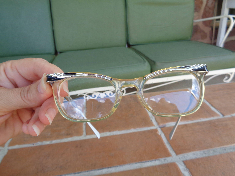 vintage women\'s glasses eyewear cat eye American Optical 1950\'s ...
