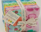 Custom Listing for Jo - Giggles and Twirl Fabric Collections by Me and My Sister for Moda Fabrics