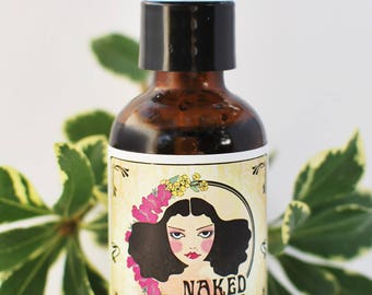 Organic Nourishing Hair Oil