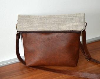Crossbody bag, shoulder purse