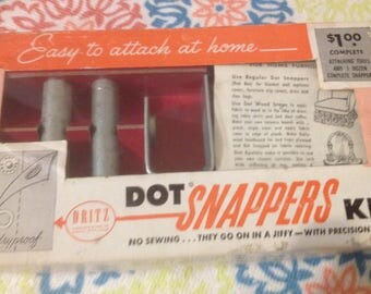 Dritz Dot Snapper kit