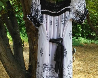 Goth Fairy Dress