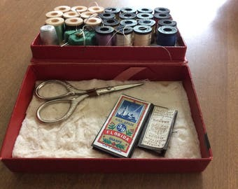 Vintage Sewing Notion Kits