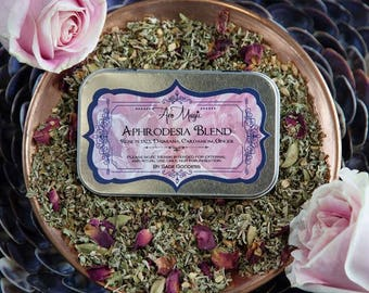 SG Custom Aphrodesia Incense Blend