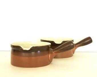 Mikasa Potters Art Soup Bowls- Ben Seibel Designs