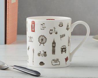 Simply London Mug