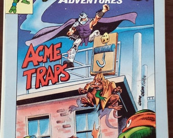 Teenage Mutant Ninja Turtles Adventures #22 1991