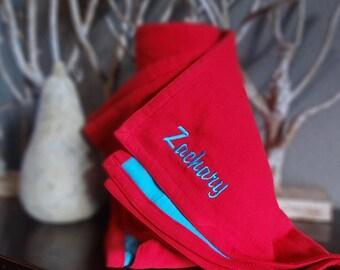 Toddler 4 Layer Cotton Muslin Blanket