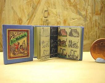 Die Malschule miniature book 1/12