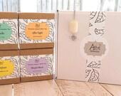 Tea Gift Set, Organic Tea, Hand Made, Tea Infuser, Tea Gift Box, Under 30 dollars, Birthday, Get Well, Care Package, Tea Lover Gift, Hostess