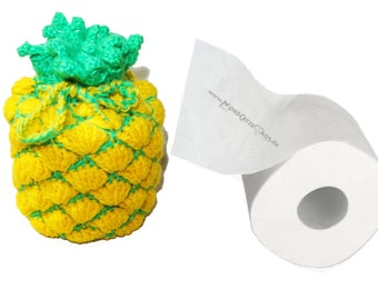 Toilet paper Cover PINEAPPLE