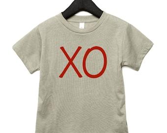 XO Love Baby Toddler Shirt, Hipster toddler, baby shower gift, hipster baby, trendy baby, baby boy, baby girl, spring summer boys girls tee