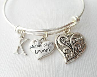 Mother in law wedding gift, Mother of the Groom Bracelet, gifts for Mother of the Groom, Mother of the Groom Present