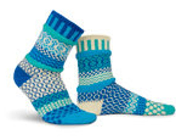 Solmate Socks - Zephyr Crew