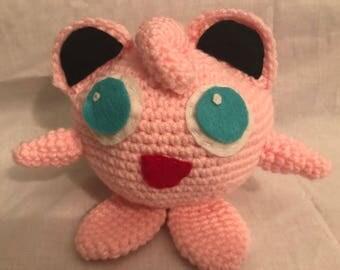 Crochet Jigglypuff