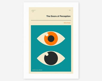 The DOORS OF PERCEPTION (Giclée Fine Art Print/Photo Print/Poster Print)