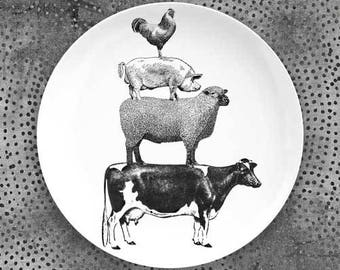 Animal Stack plate
