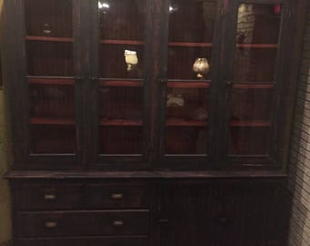 Antique Country Cupboard