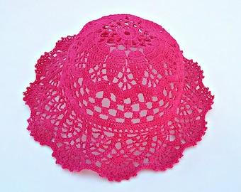 The Abigail Hat: CROCHET PATTERN