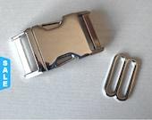 Sale - 40% Off Upgrade! Metal Hardware Upgrade - 5/8, 3/4 & 1 Inch