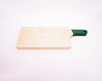 Serving + Chopping Board, Small MAPLE Wood by Willful