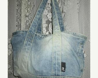35% OFF Authentic Rootote Japan Denim Tote Bag