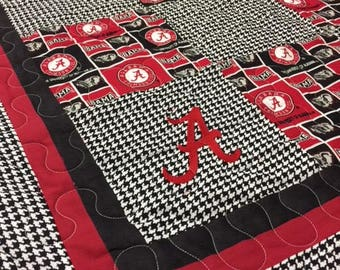 University of Alabama Quilt