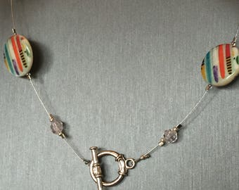Art Lover's necklace