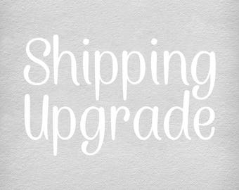 Priority Shipping - UK, USA, Canada, Australia