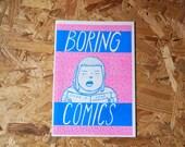 Ennuyeux Comics #1 par Emma Thacker