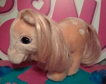 Hasbro softies my little pony cotton Candy G1