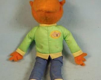 Vintage-1976-1978--Scooter-The Muppet show-Jim Henson