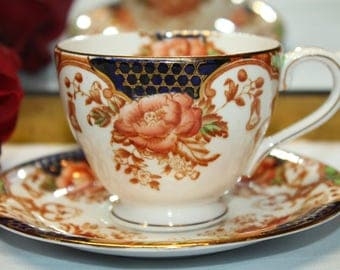 BELL Fine Bone China Teacup and Saucer