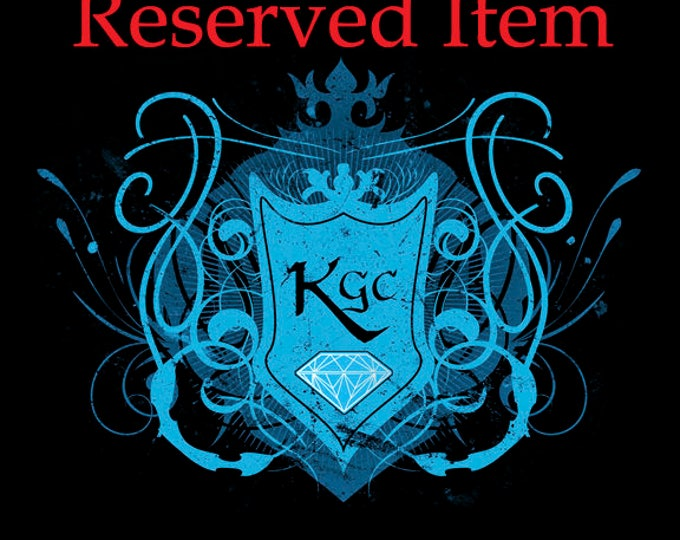 UPRISING SALE! Reserved Item for Kana 2
