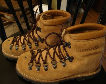 Montello Hiking Boots Made in Italy