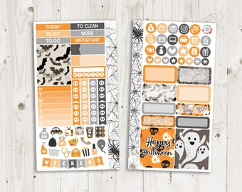 Fright Night Personal Size Sticker Kit - SMC Inserts