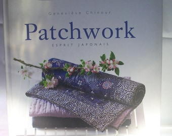 Patchwork - Style Japanese - Genevieve Chinour fun yarn