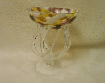 1950's Blown Art Glass