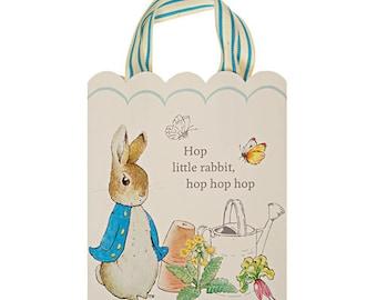 Meri Meri Beatrix Potter Peter Rabbit Boxed Party Bags set of 8