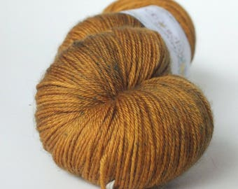 TO order - skein of Superwash Merino / Nylon - hand - dyed Fingering / Sock - Chewie colors
