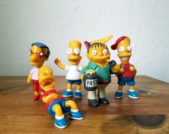 Simpson's Figurines - Set of 15
