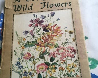 A bouquet of wild flowers by John Hutchinson
