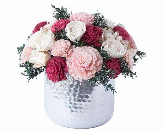 Valentine's Day Floral Arrangement - Ships FREE