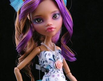 Sweet Clawdeen Monster High custom doll