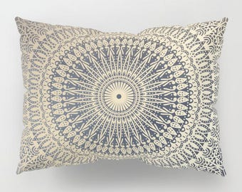 DESERT SUN MANDALA - Bohemian Pillow Shams Set